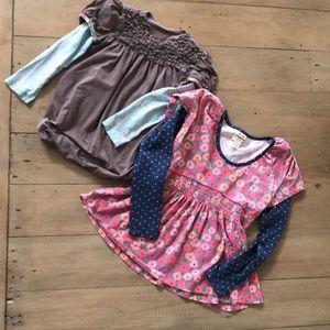 Matilda Jane long sleeve shirts